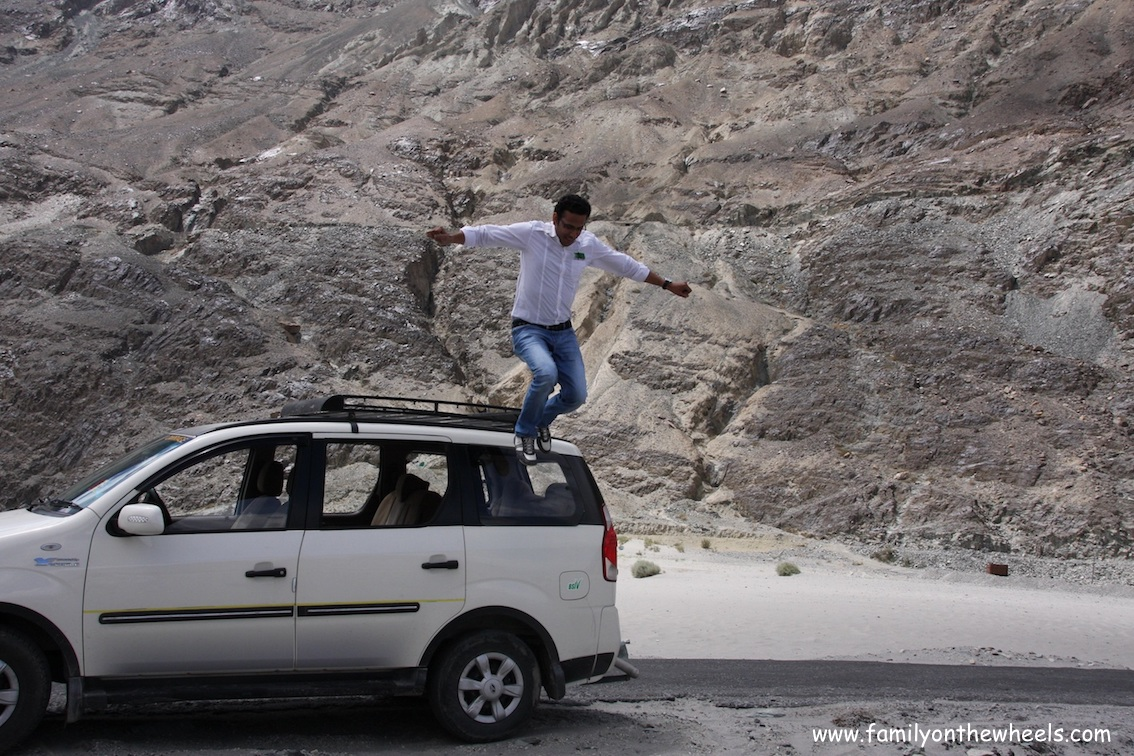 Adventure Time at leh