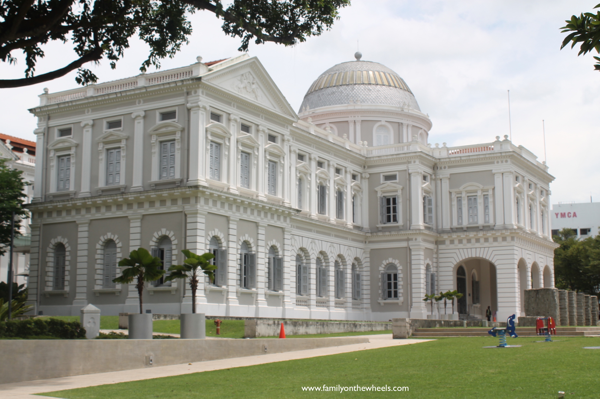Planning to visit Singapore this season? Then ensure that you don't miss out on National museum of Singapore , an ultimate place for edutainment #museum #forkids #singapore #travel #nationalmuseumofsingapore #familytravel
