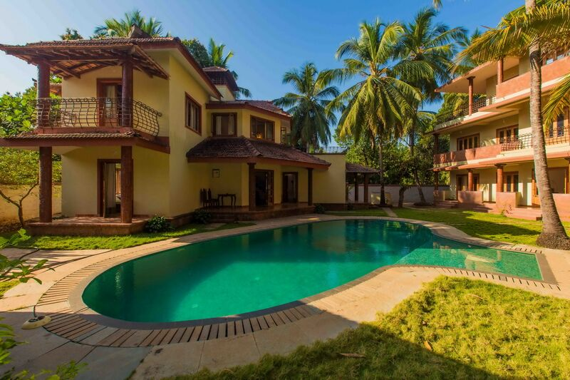 Goa Villa estate - Buying Luxury Villas and apartments in GOA #goa #beaches #investment #propertyinGoa #calangute #candolim #SinQ