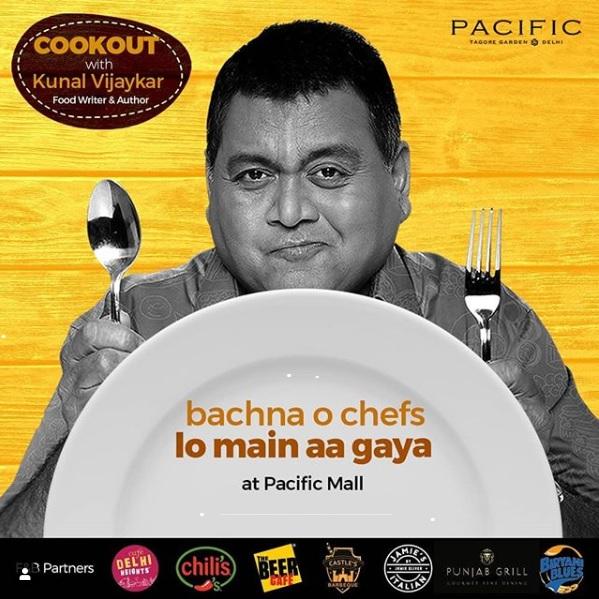 Cookout with Kunal Vijaykar and Team FOTW