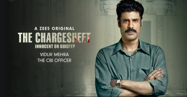 ZEE5's recent web series 'The Chargesheet - Innocent or Guilty', has turned out to be one of the most binge-worthy shows #ZEE5 #Chargesheet #Webseries #review